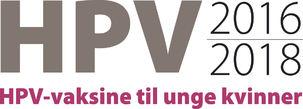 HPV vaksine logo