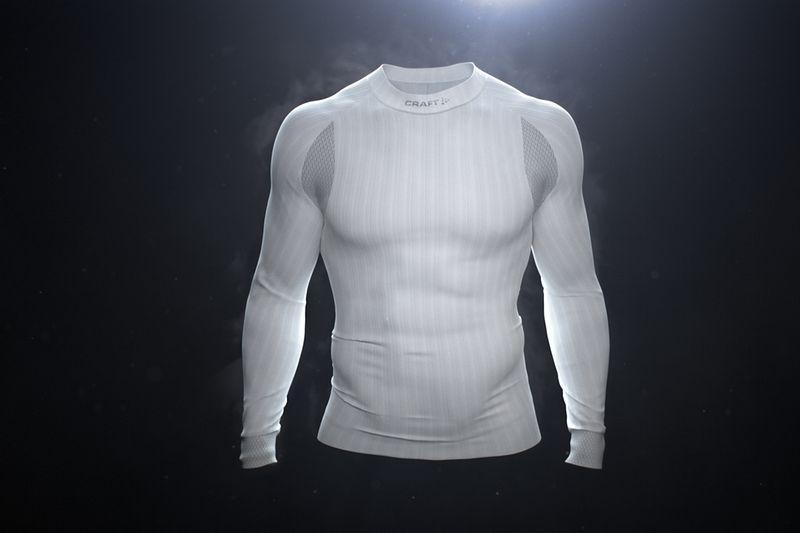 Craft har tagit fram Active Extreme 2.0 som är 20 gram/m² lättare än sin föregångare. FOTO: Craft Sportswear.