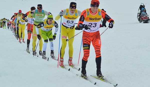 2015. Nästa vinter får vi se Petter i Team Ragde Eiendom.  FOTO: Johan Trygg/Längd.se.