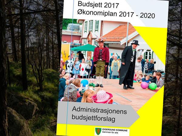 Rådmannens budsjettforslag