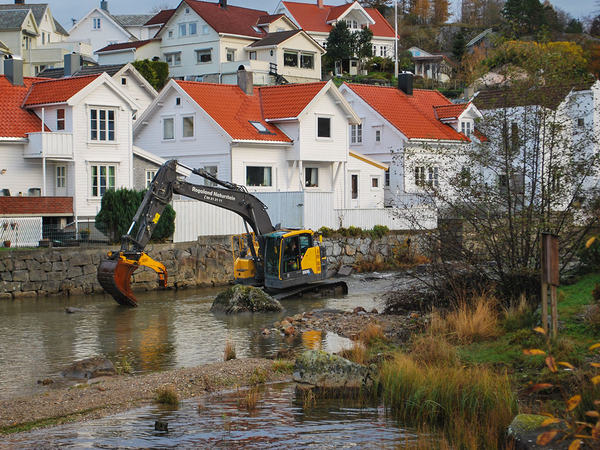 Tyskerbroa-bygges