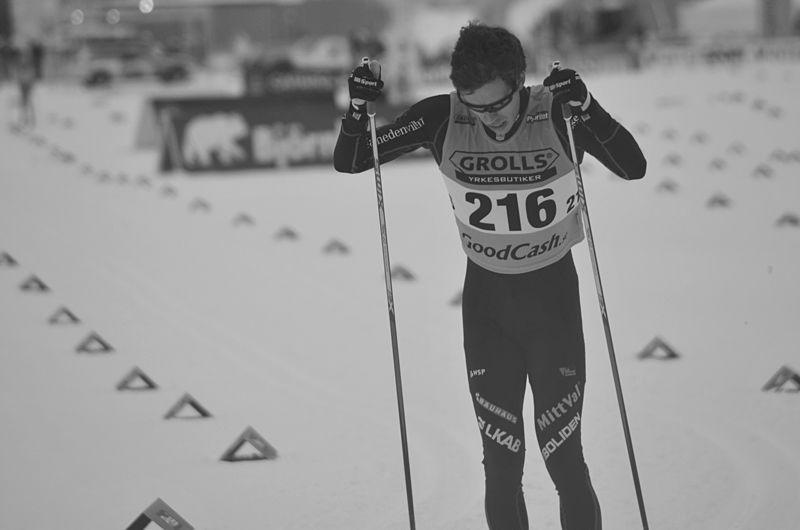 Vinterns nationella cupprogram är klart. En nyhet är att en minitour i Falun ingår i Intersport Cup. FOTO: Längd.se.