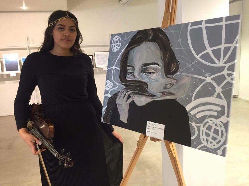 Lillian Anderssen UMP 2016