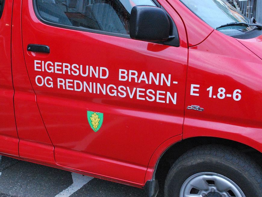 Egersund brann og redning