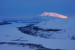 Altevatn med fjellet rohkunborri_259x172