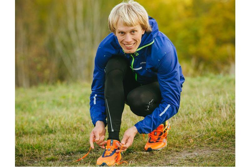 Erik Wickström har skrivit boken Smart konditionsträning. FOTO: Luca Mara.
