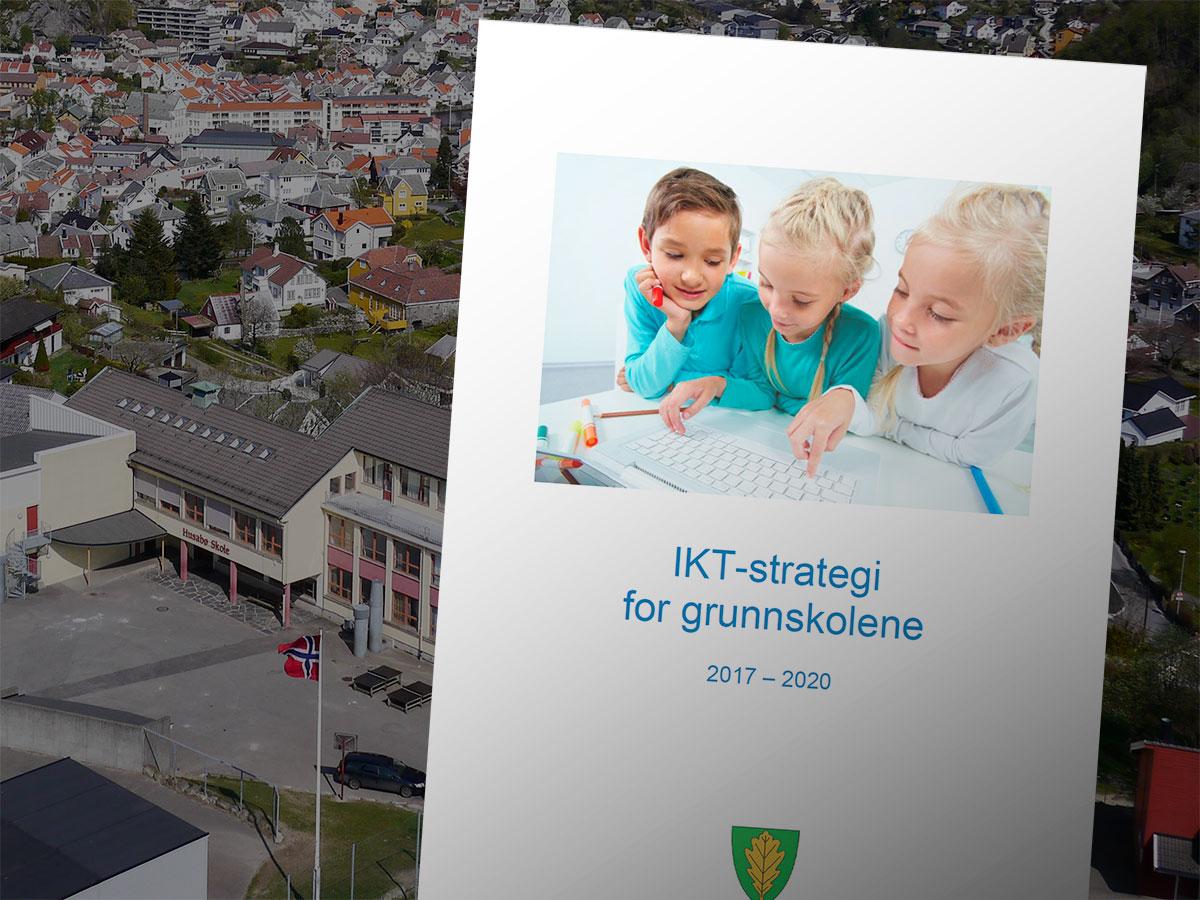 364e3cd8 IKT-strategi for grunnskolene - Eigersund kommune