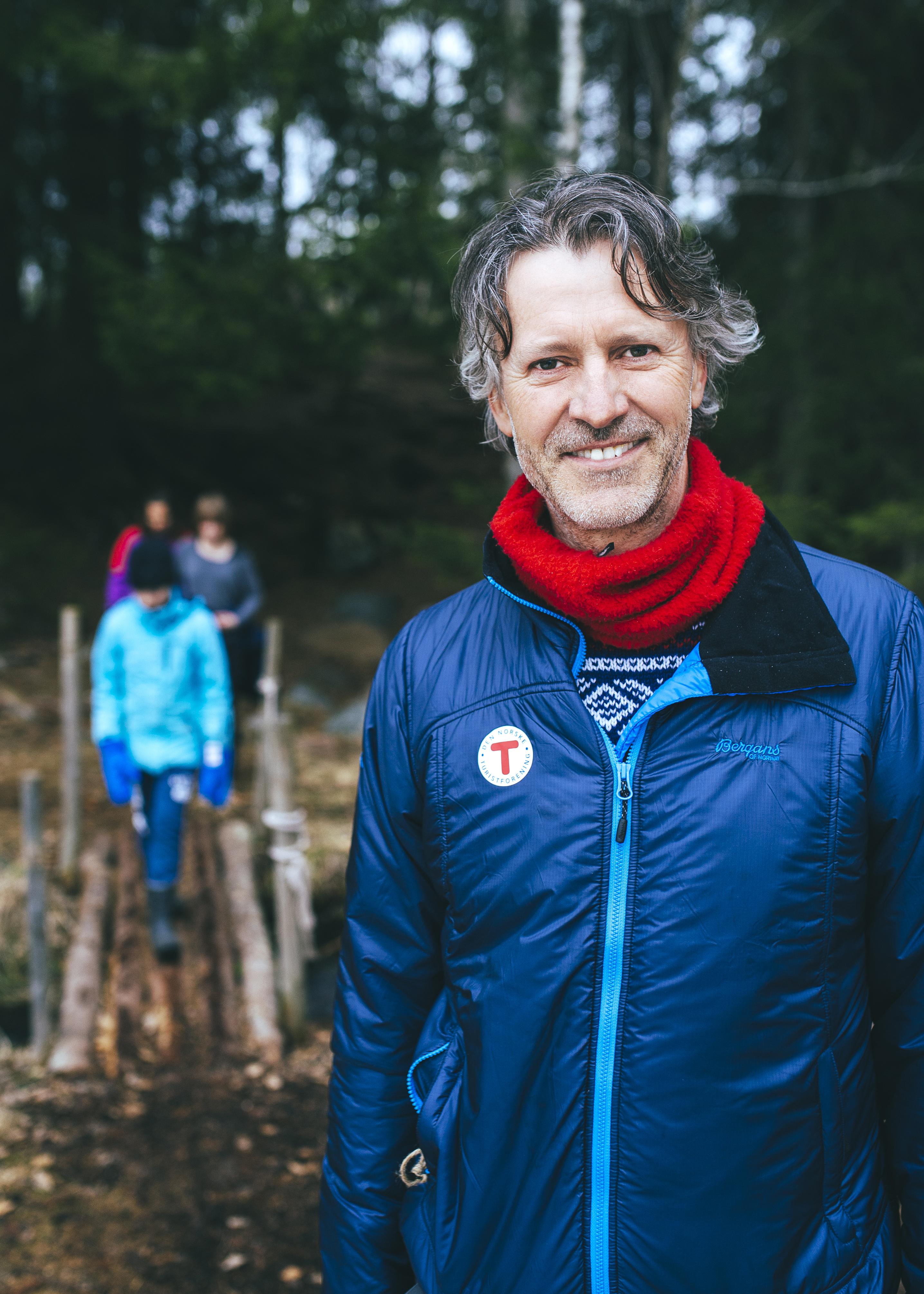 Bilde av Eirik Dahl, Den norske turistforening