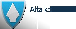 Alta kommunes kommunevåpen