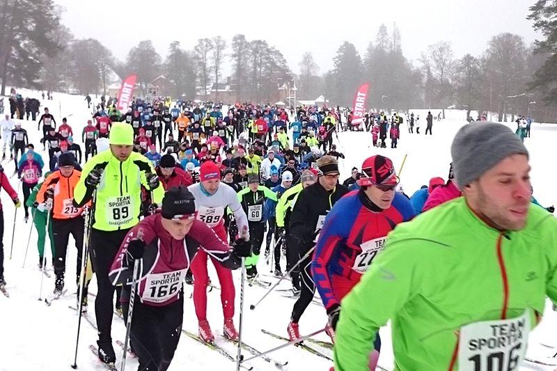 På söndag är det dags för 15-årsjubileum av Stråkenloppet. FOTO: Mullsjö SOK.