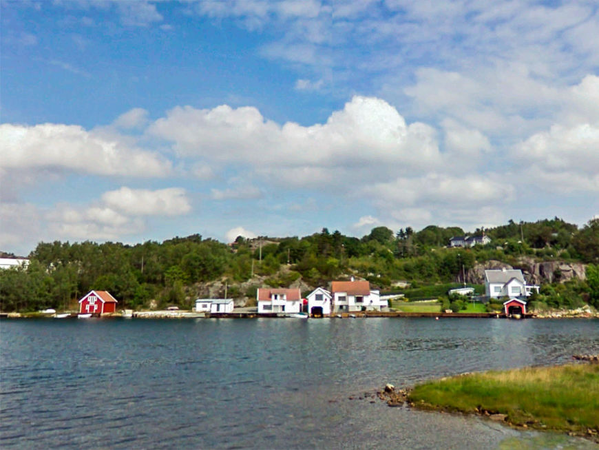 Hellvik Tråsavikveien