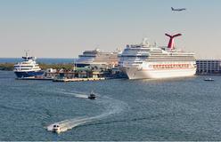 Ft Lauderdale Cruiseships