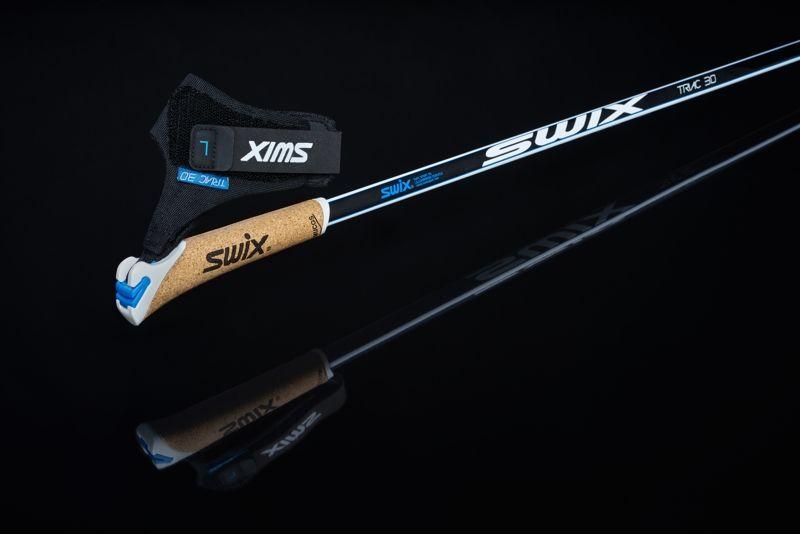 Nya Swix Triac 3.0 lanseras nu under VM i Lahtis. Den kommer att finnas i butik från och med i höst. FOTO: Swix.