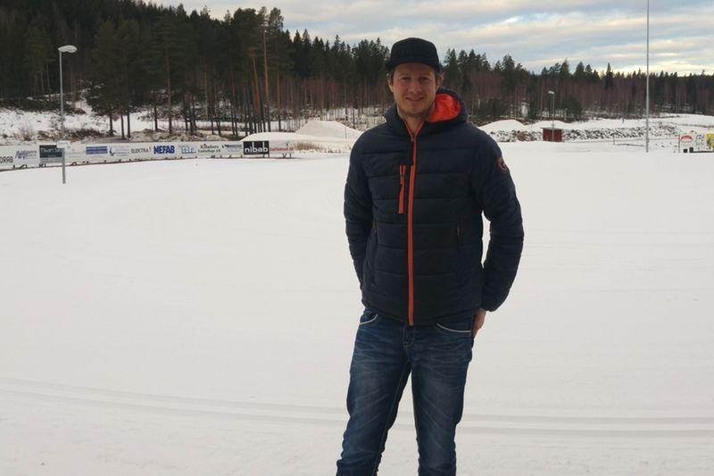 Pär L. Olofsson, tävlingsledare för Ica Cup i Bollnäs ser fram emot en händelserik helg i Bollnäs 10-12 mars. FOTO: Rehns BK.