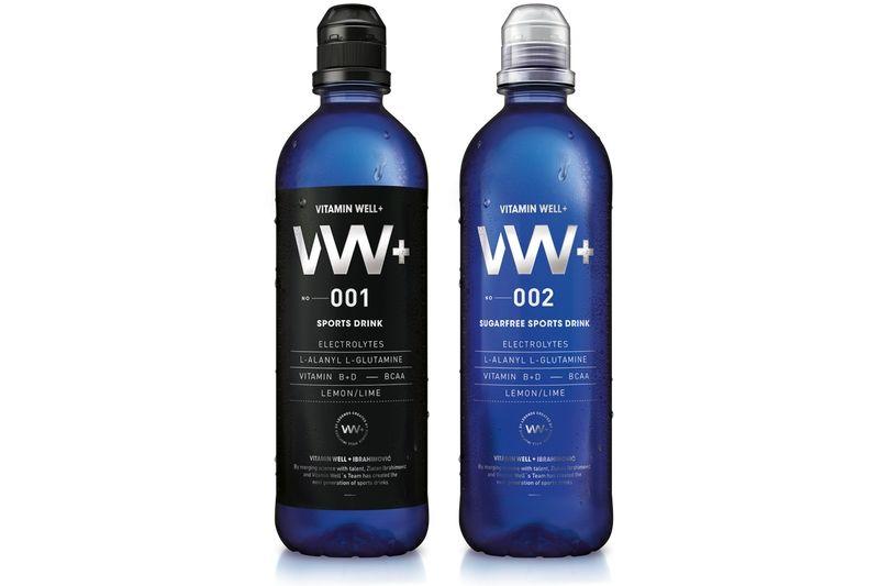 Längd.se har testat sportdrycken Vitamin Well+. FOTO: Vitamin Well+.