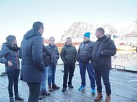 Bussbefaring - Sørvær, Norway Seafoods.JPG