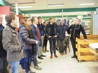 Bussbefaring13, Breivikbotn, Kranes kjøkken og Joker Breivikbotn
