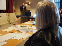 NFD - Statssekretær Ronny Berg