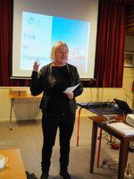 Ordfører Eva D. Husby - Tar avskjed