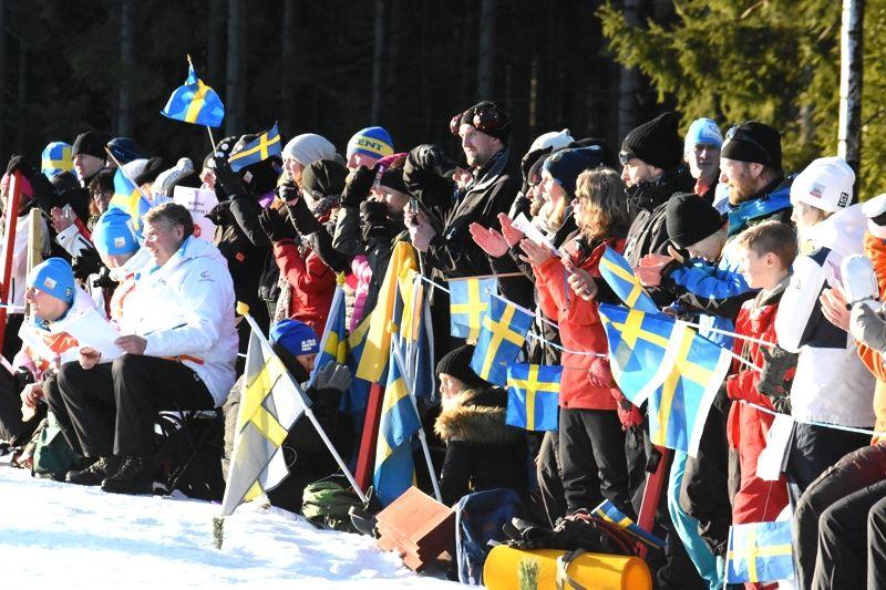 Världscupen i Ulricehamn blev en publiksuccé och redovisar nu ett starkt ekonomiskt resultat. FOTO: Rolf Zetterberg.