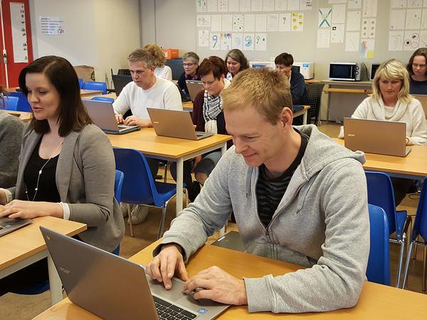 Lærere på Husabø