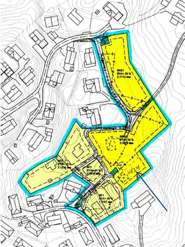 Hellvik kart