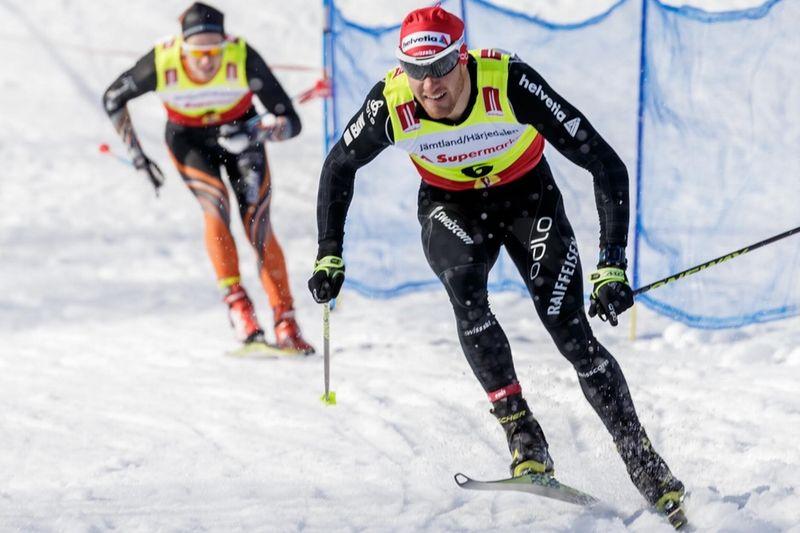 Dario Cologna kommer tillbaka för att försvara segern i Fjälltopploppet från i fjol. FOTO: Jocke Lagercrantz.