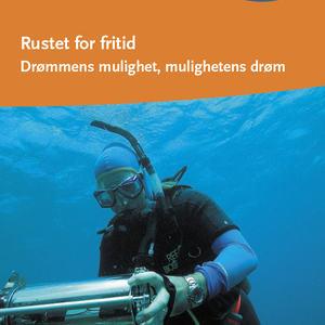 Omslaget til sluttrapporten til Rustet for fritid