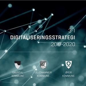Digitaliseringsstrategi 2017 - 2020