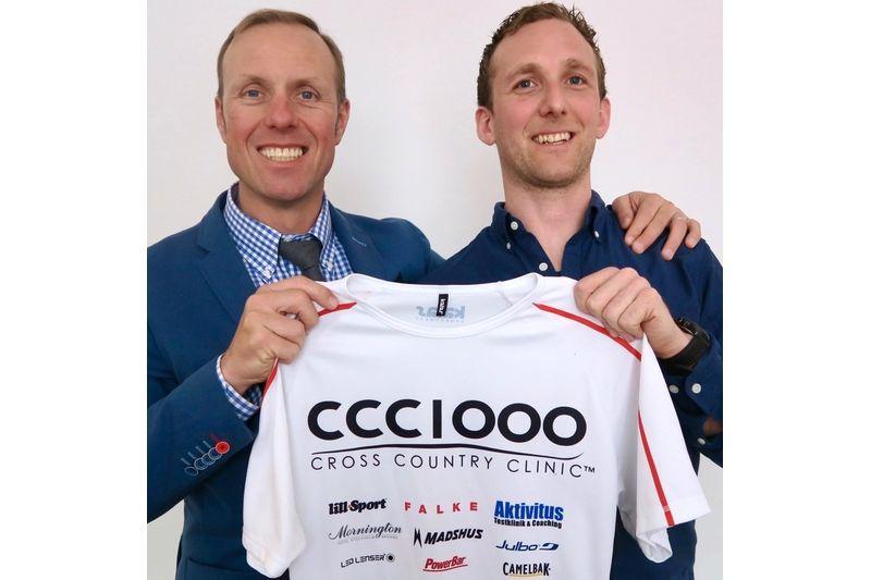 Fredrik Erixon, grundare av CCC1000, tillsammans med Erik Altenstam som nu startar upp CCC1000 Syd.