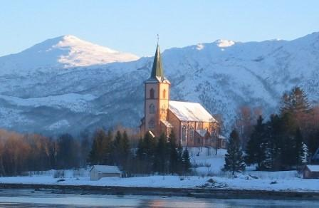 Røsvik kirke