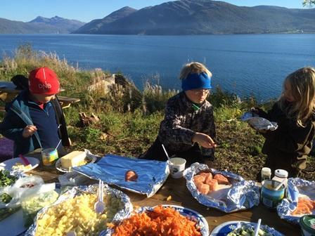 Mat og helse i Røsvik kystfort