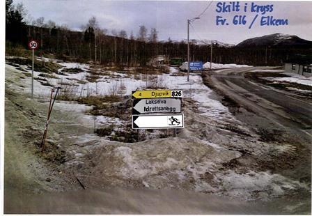 Veiviser til skistadion kommer