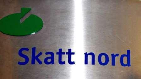 Logo Skatt nord