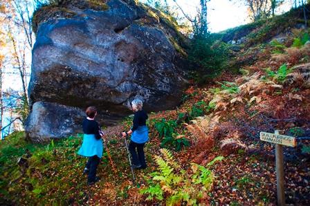 Ved Skallfuringshammarn, foto Kjell Fredriksen