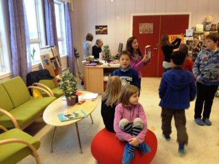 Biblioteket i Røsvik