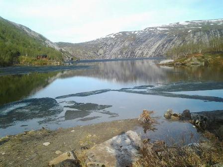 Rismålsvatnet, foto Arild Karlsen