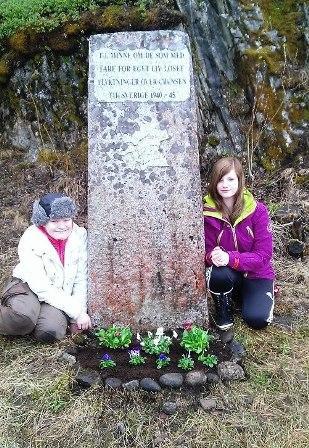 Karoline Horndal og Victoria T. Jakobsen