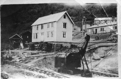 Andorhuset på Torkilseng