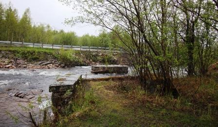 Brukar ved Kråkmo