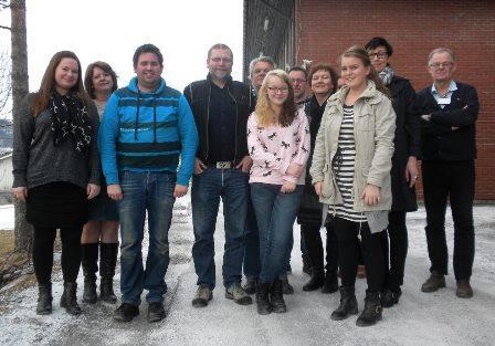 Sørfolds arbeidsgruppe for kommunereformen