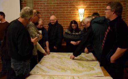 Folkemøte på Kobbelv Vertshus i mars