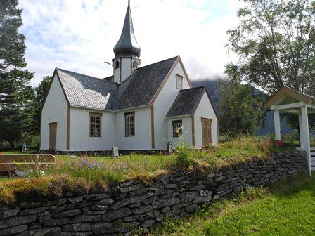 Rørstad kirke