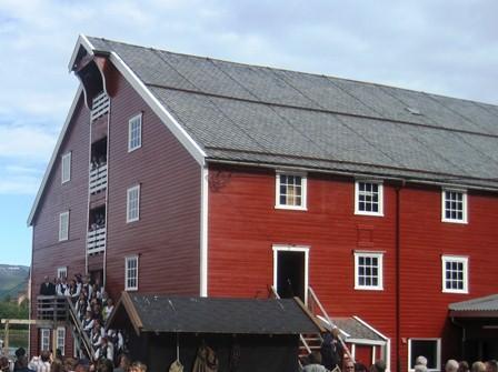 Brygga i Røsvik