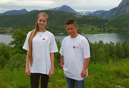 Frid-Marie Engan og Pål Reffhaug