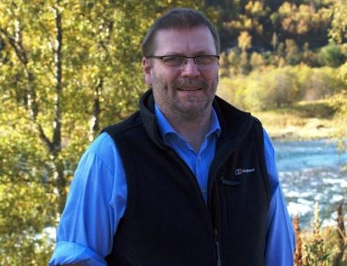 Ordfører Lars Evjenth