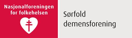 Logo til Sørfold demensforening