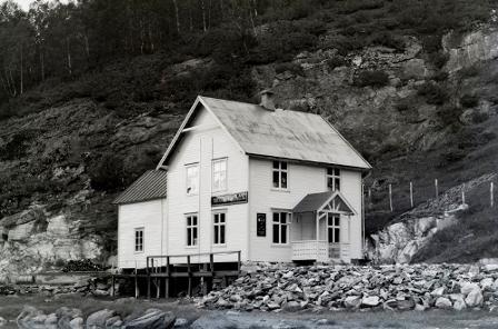 Tørfjord samvirkelag i 1932