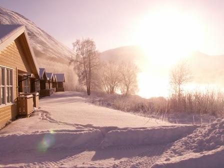 Vinter på Straumen