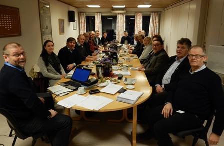 Naboprat i Sørfold 7. desember